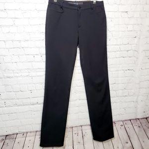"Escada black solid classic pants 10   34"" inseam"